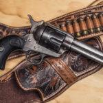 photo of colt navy revolver