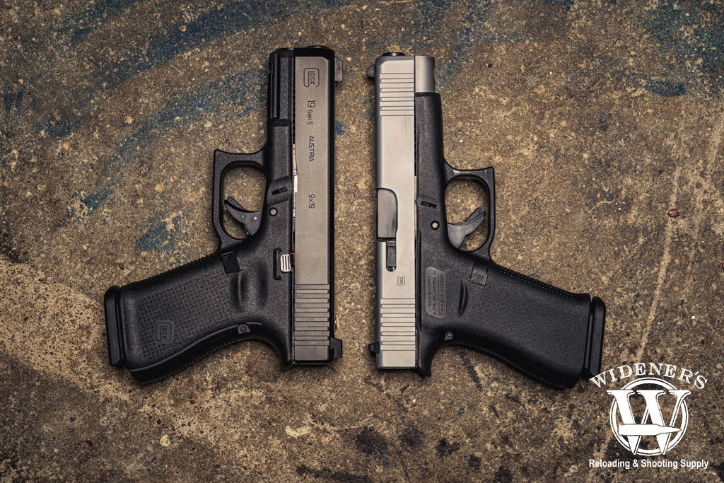 Glock 48 VS 19 - Wideners Shooting, Hunting & Gun Blog