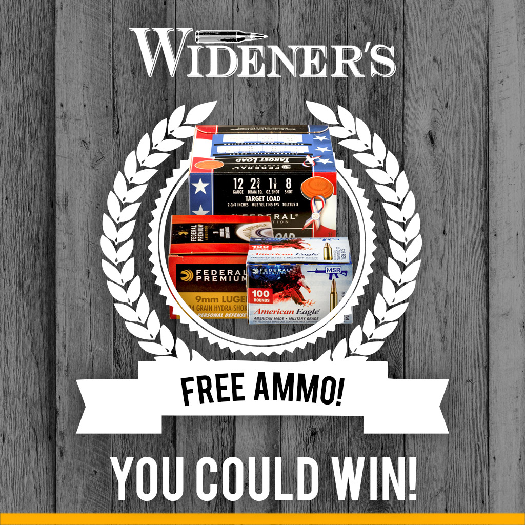 Wideners - your home for bulk ammunition