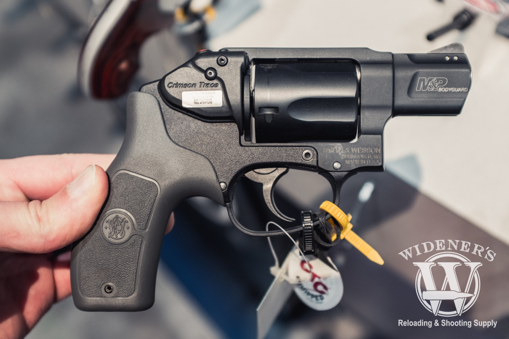 photo of the Smith & Wesson M&P Bodyguard CT in .38 Special