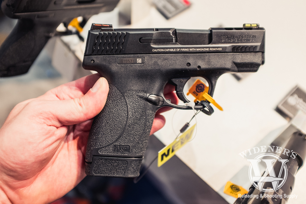 photo of the M&P 45 Shield Performance Center Pistol in 45 Auto
