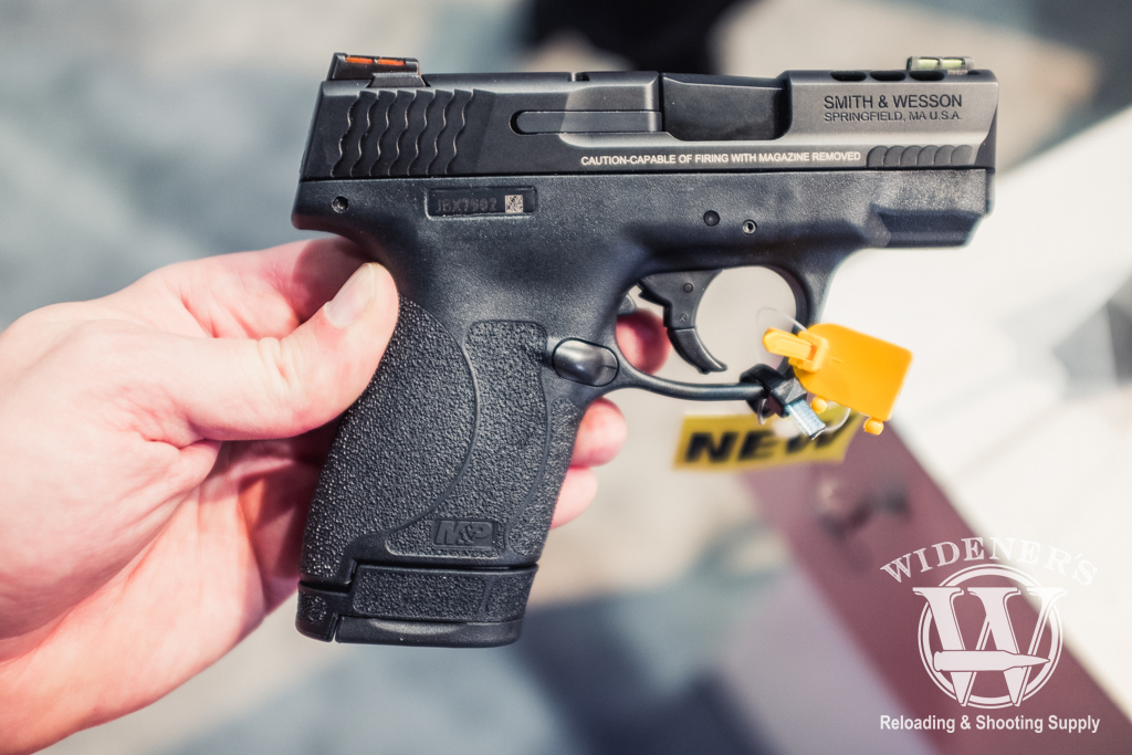 photo of the M&P 9 Shield Performance Center Pistol in 9mm