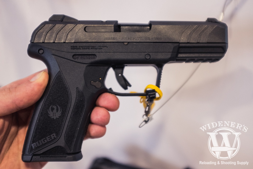 photo of the Ruger Security-9 pistol