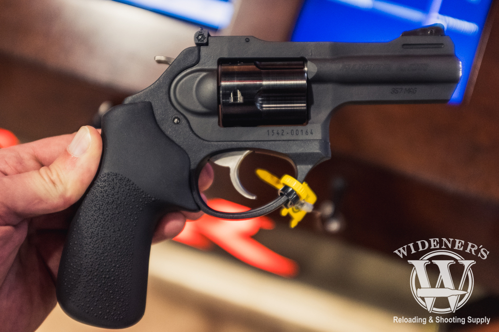 photo of the LCRx 357 Magnum revolver