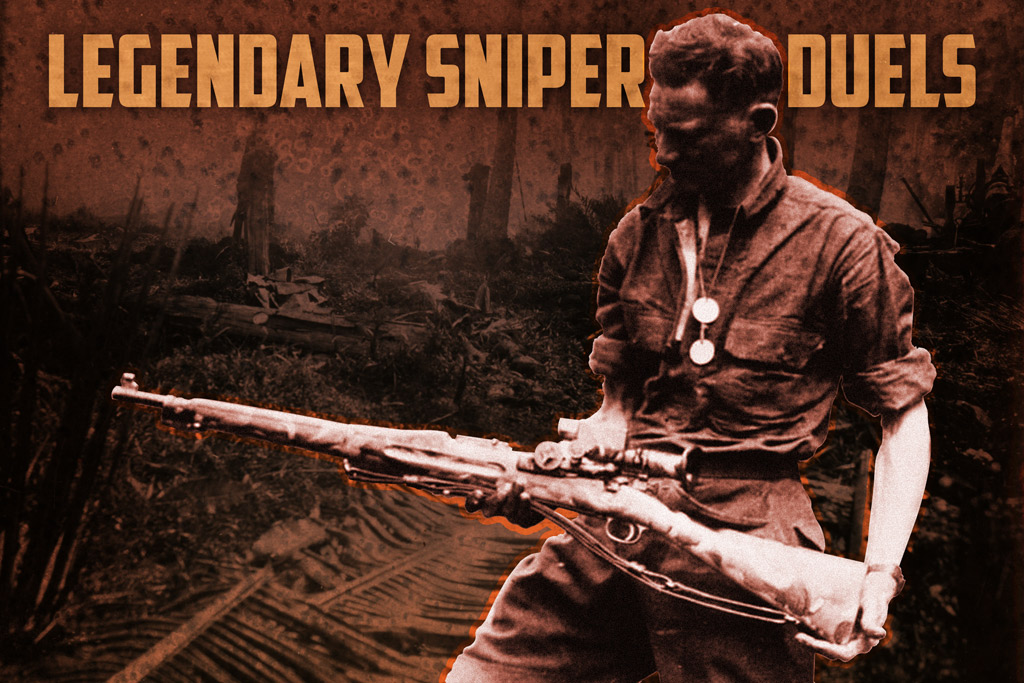 photo of legendary sniper duels